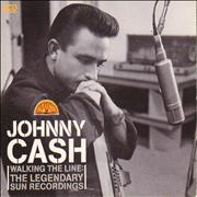 Click here for more info about 'Johnny Cash - Walking The Line:The Legendary Sun Recordings'
