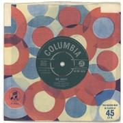 """Johnny De Little Not Guilty UK 7"""" vinyl"""