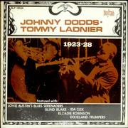 Click here for more info about 'Johnny Dodds - Johnny Dodds - Tommy Ladnier 1923-28'