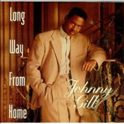 Click here for more info about 'Johnny Gill - Long Way From Home'