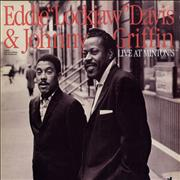 Click here for more info about 'Johnny Griffin & Eddie 'Lockjaw' Davis - Live At Minton's'