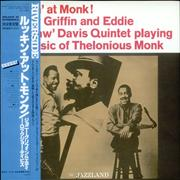 Click here for more info about 'Johnny Griffin & Eddie 'Lockjaw' Davis - Lookin' At Monk'