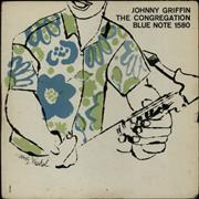 Click here for more info about 'Johnny Griffin - The Congregation - 1st - West 63rd - DG'