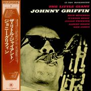 Click here for more info about 'Johnny Griffin - The Little Giant'