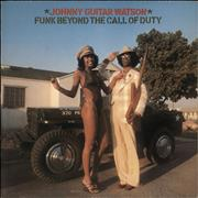 Click here for more info about 'Johnny Guitar Watson - Funk Beyond The Call Of Duty'