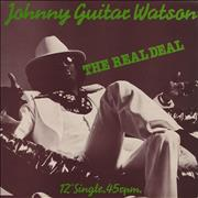 Click here for more info about 'Johnny Guitar Watson - The Real Deal'