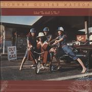 Click here for more info about 'Johnny Guitar Watson - What The Hell Is This?'