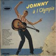 Click here for more info about 'Johnny a l'Olympia'