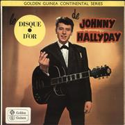 Click here for more info about 'Johnny Hallyday - Le Disque D'or De Johnny Hallyday'