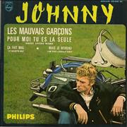 Click here for more info about 'Johnny Hallyday - Les Mauvais Garçons EP'