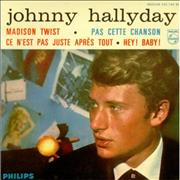 Click here for more info about 'Johnny Hallyday - Madison Twist EP'