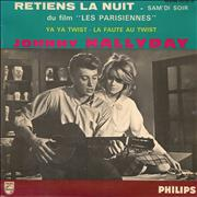 Click here for more info about 'Johnny Hallyday - Retiens La Nuit EP'