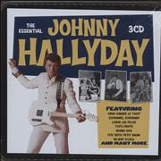 Click here for more info about 'Johnny Hallyday - The Essential Johnny Hallyday'