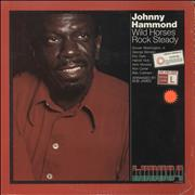Click here for more info about 'Johnny Hammond - Wild Horses Rock Steady'