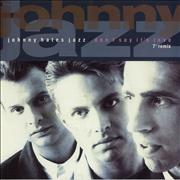 "Johnny Hates Jazz Don't Say It's Love UK 7"" vinyl"