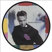 "Johnny Hates Jazz Shattered Dreams UK 7"" picture disc"