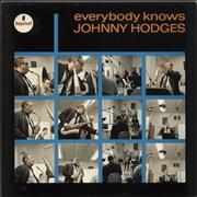 Click here for more info about 'Johnny Hodges - Everybody Knows'