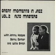 Click here for more info about 'Great Moments in Jazz Vol.2: Alto Masters'