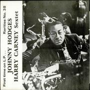 Click here for more info about 'Johnny Hodges - Johnny Hodges / Harry Carney Sextet'