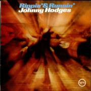 Click here for more info about 'Johnny Hodges - Rippin' And Runnin''