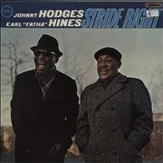 Click here for more info about 'Johnny Hodges - Stride Right'