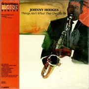 Click here for more info about 'Johnny Hodges - Things Ain't What They Used To Be'
