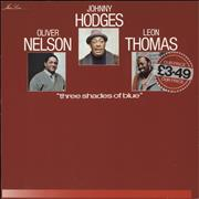 Click here for more info about 'Johnny Hodges - Three Shades Of Blue'