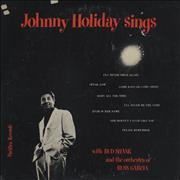 Click here for more info about 'Johnny Holiday - Johnny Holiday Sings'