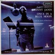 Click here for more info about 'Johnny Janis - Once In A Blue Moon'