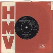 Click here for more info about 'Johnny Kidd & The Pirates - Hungry For Love'