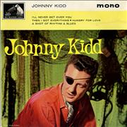 Click here for more info about 'Johnny Kidd & The Pirates - Johnny Kidd EP'