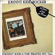 Click here for more info about 'Johnny Kidd & The Pirates - Johnny Kidd, Rocker'