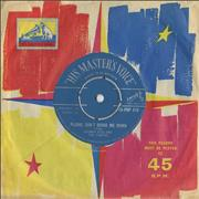 Click here for more info about 'Johnny Kidd & The Pirates - Please Don't Bring Me Down'