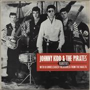 Click here for more info about 'Johnny Kidd & The Pirates - Rarities - Band Sleeve'