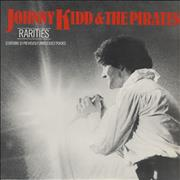Click here for more info about 'Johnny Kidd & The Pirates - Rarities - Live Sleeve'