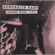 Click here for more info about 'Johnny Marr - Adrenalin Baby: Johnny Marr Live'