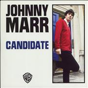 Click here for more info about 'Johnny Marr - Candidate'