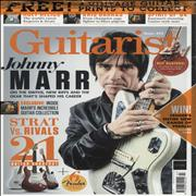 Click here for more info about 'Johnny Marr - Guitarist - July 2018'