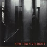 Click here for more info about 'Johnny Marr - New Town Velocity'