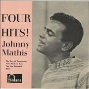 Click here for more info about 'Johnny Mathis - Four Hits! EP'
