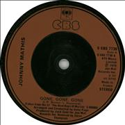 Click here for more info about 'Johnny Mathis - Gone, Gone, Gone - Injection'