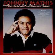 Click here for more info about 'Johnny Mathis - Greatest Hits Volume Four'