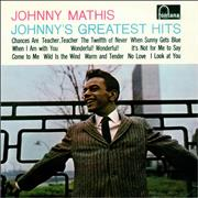Click here for more info about 'Johnny Mathis - Johnny's Greatest Hits'