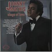 Click here for more info about 'Johnny Mathis - Sings Of Love'