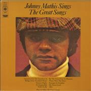 Click here for more info about 'Johnny Mathis - Johnny Mathis Sings The Great Songs'