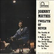 Click here for more info about 'Johnny Mathis - Twelfth Of Never'