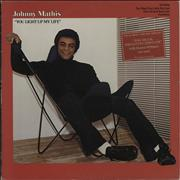 Click here for more info about 'Johnny Mathis - You Light Up My Light - stickered'