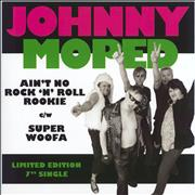Click here for more info about 'Johnny Moped - Ain't No Rock 'N' Roll Rookie'