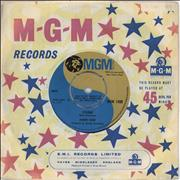 Click here for more info about 'Johnny Nash - (I'm So) Glad You're My Baby'