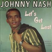 Click here for more info about 'Johnny Nash - Let's Get Lost'